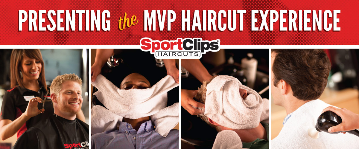 The Sport Clips Haircuts of Quincy MVP Haircut Experience